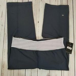 Bolle Cropped Capri Tennis Pants Size Medium